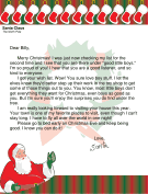 Letters From Santa Instant Printable Santa Letters