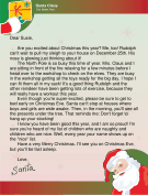 Printable Letters From Santa Blog Freeprintable Net