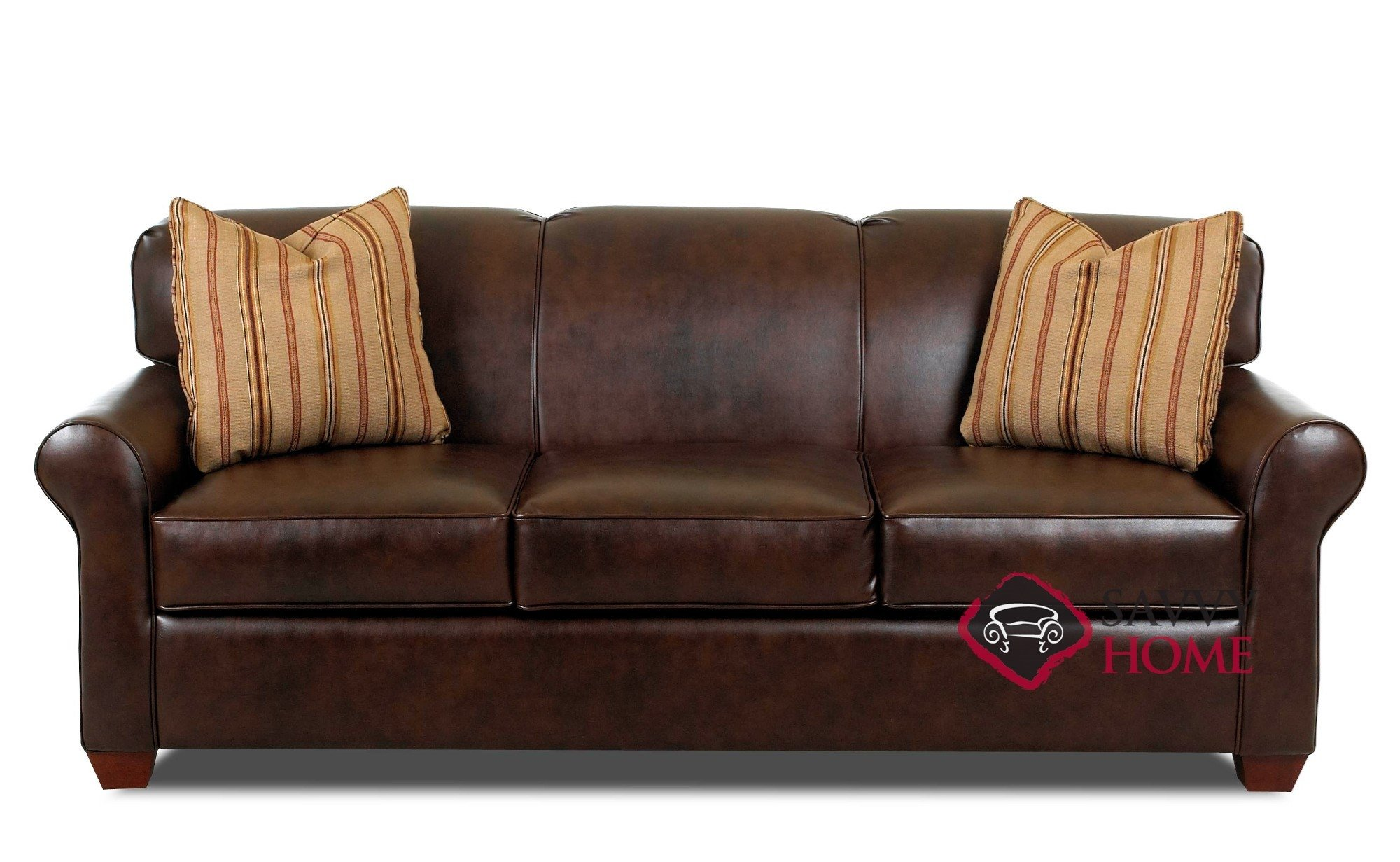 Sofa Queen Calgary Queen Leather Sofa Bed By Savvy
