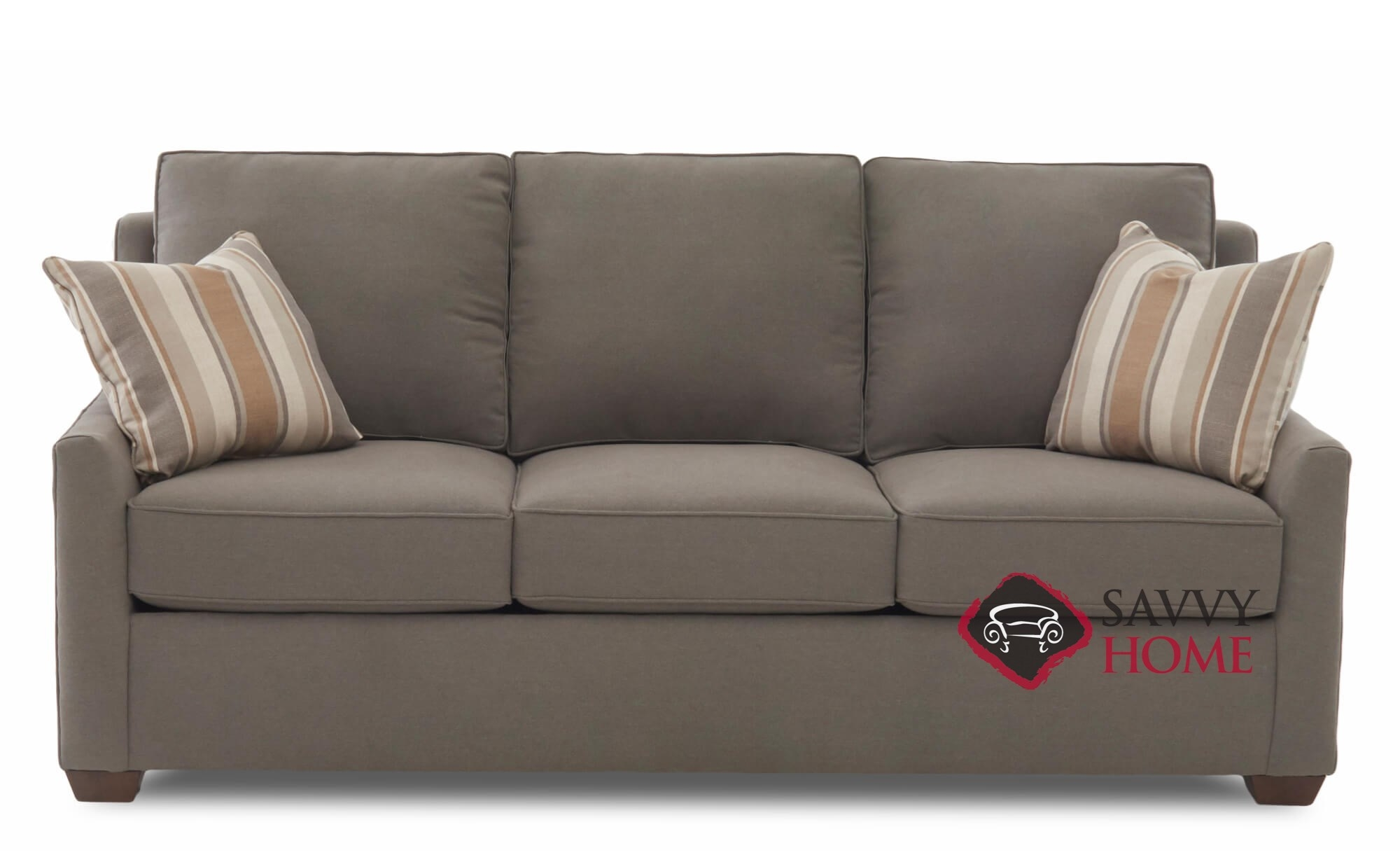 Queen Sofa Bed Fairfield Queen Sofa Bed By Savvy