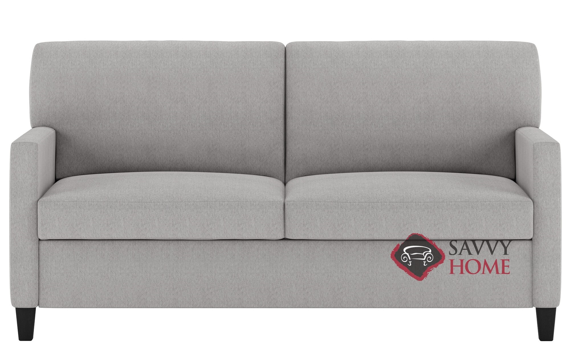 American Sofa Images Conley High Leg Queen Comfort Sleeper By American Leather Generation Viii