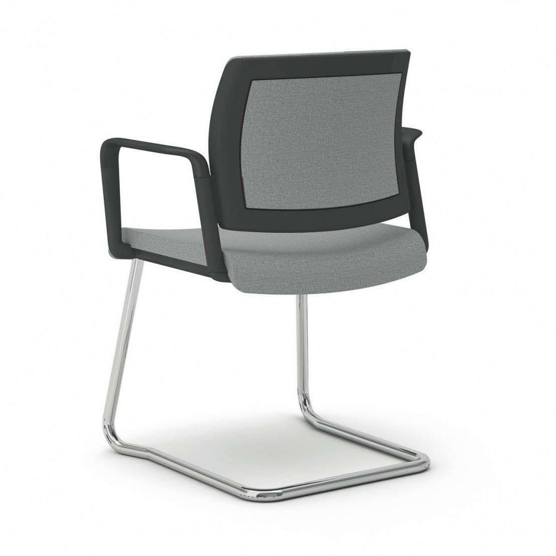 Chaise Bureau Pied U Accoudoirs Reunion Ou Visiteur Office 605