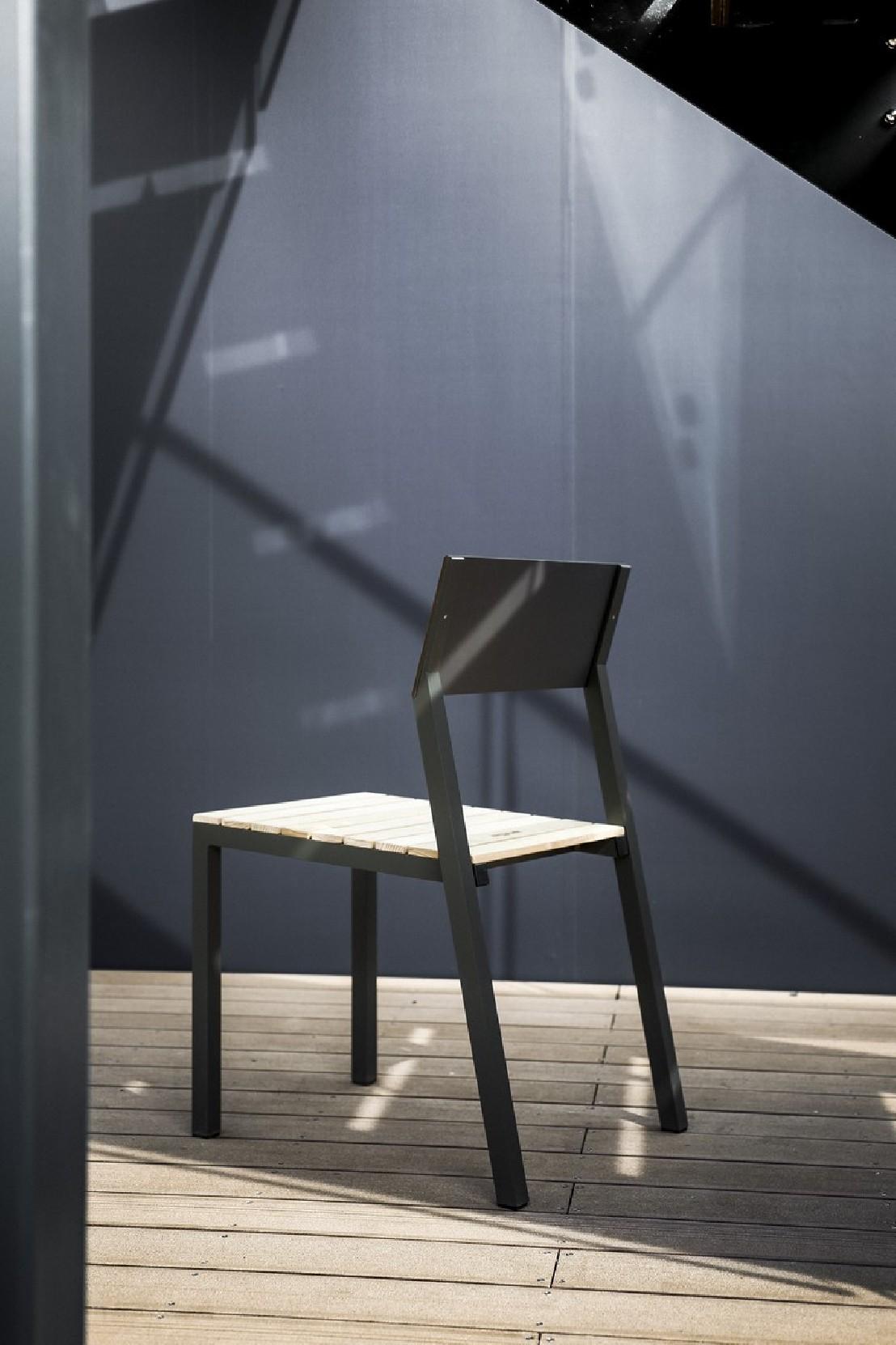 Salon Jardin Metal Couleur | Table Et Chaise De Jardin 4 Personnes ...