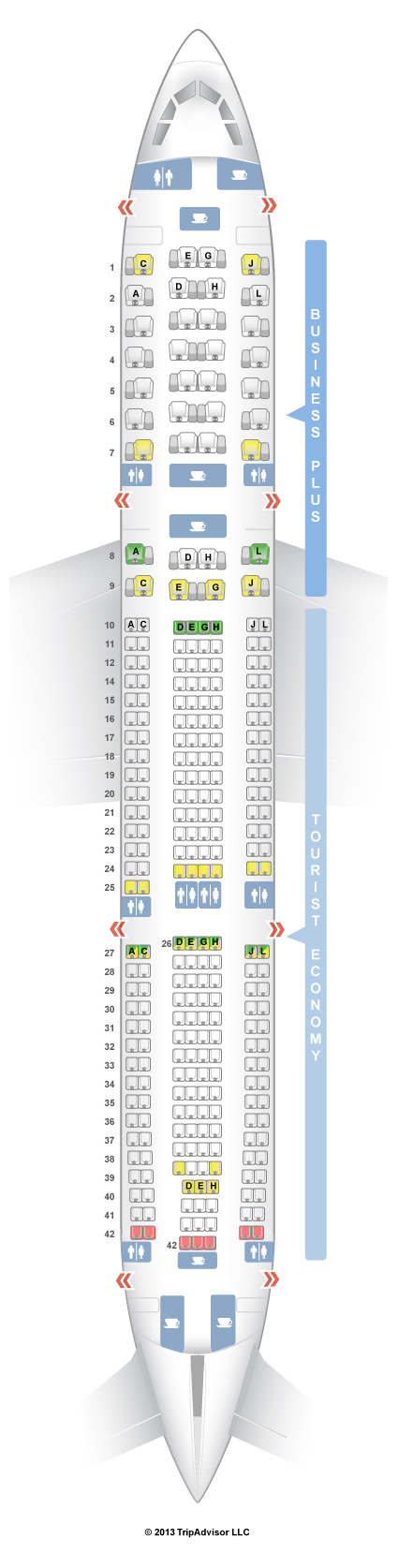 iberia airlines seating chart wwwmicrofinanceindiaorg