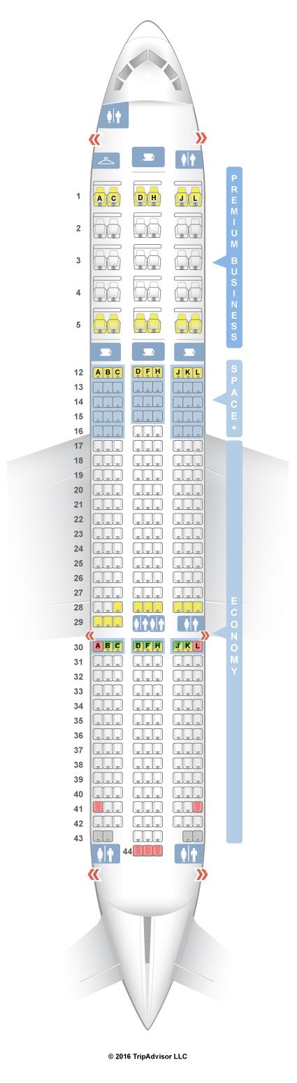787 Seating Chart Lan - 787 seating configuration ecosia - ayucar