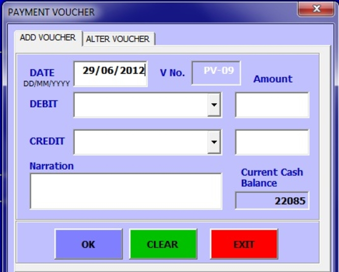 ABCAUS Excel Accounting Template - Free Download - excel small business accounting software free
