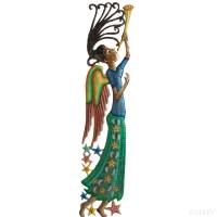 Wall Art - Trumpet Angel Recycled Wall Art