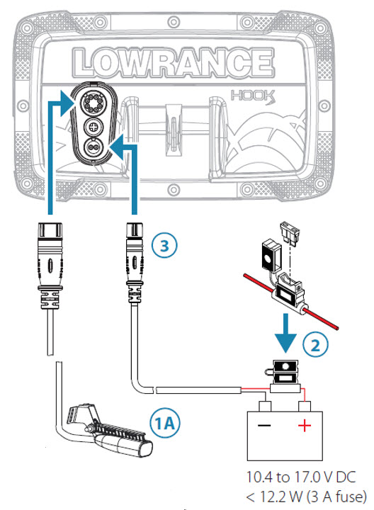 Lowrance Gps Wiring Diagram Wiring Diagram