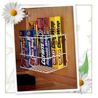 Storage Racks: Kitchen Cabinet Door Storage Racks