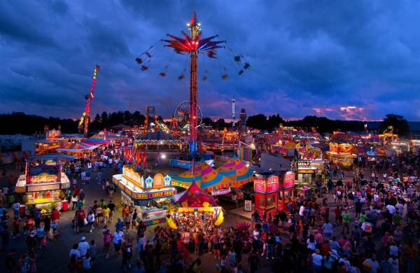 West Virginia festivals WV Strawberry fest