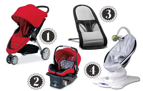 Chicco Stroller Adapter For Britax Car Seat The Ultimate New Baby Checklist