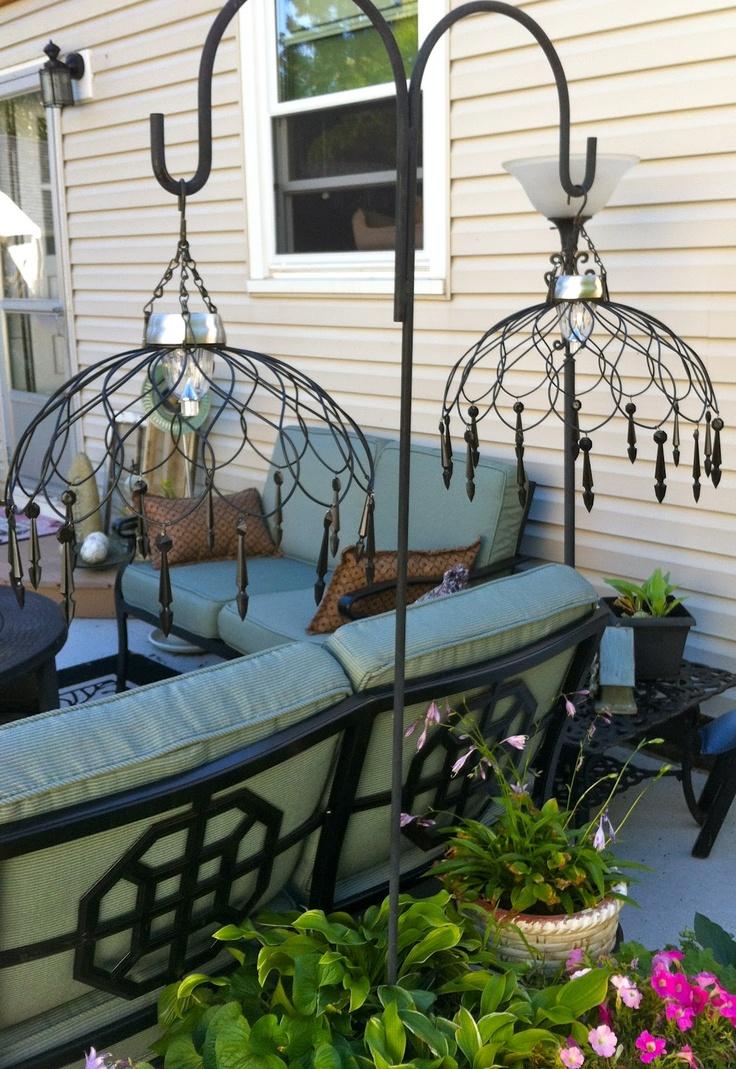 20 Crazy Ways To Light Up Your Backyard