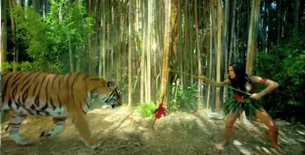 Leopard Animal Print Wallpaper Video 5 Reasons Katy Perry S New Video Makes Us Quot Roar Quot