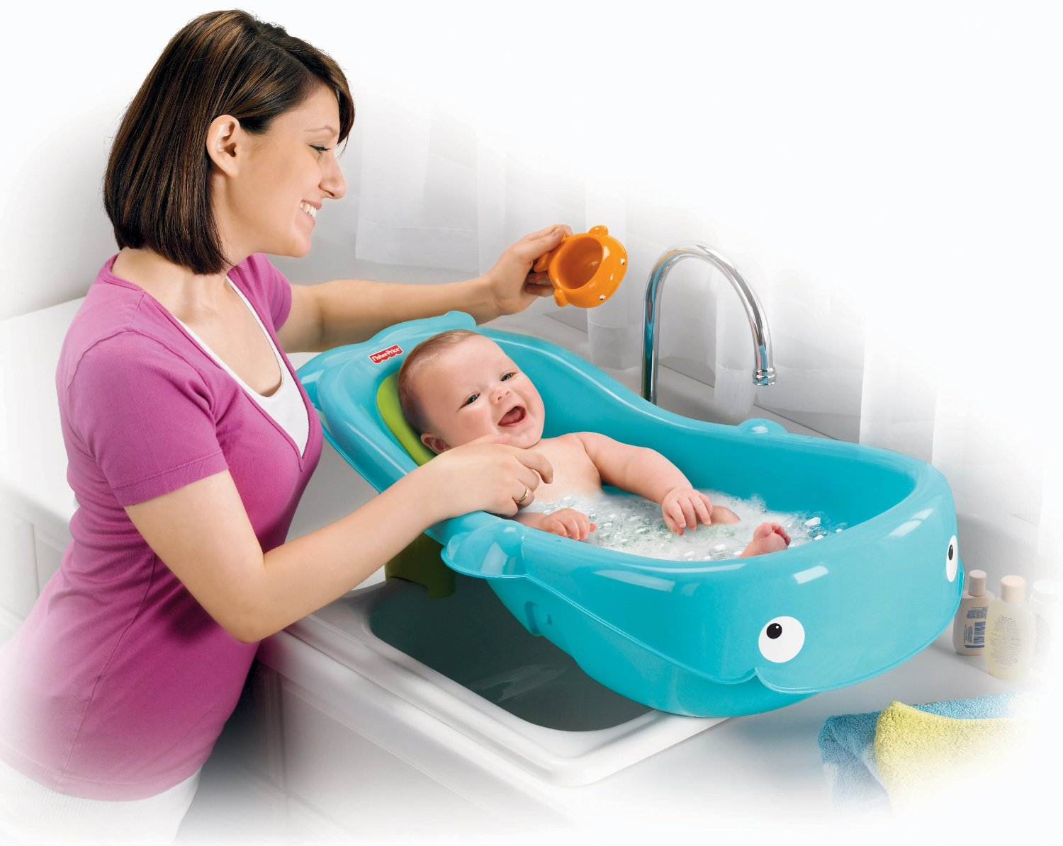 Infant Bath Time Products Which Is The Best Bathtub For Your Baby Read Our Reviews