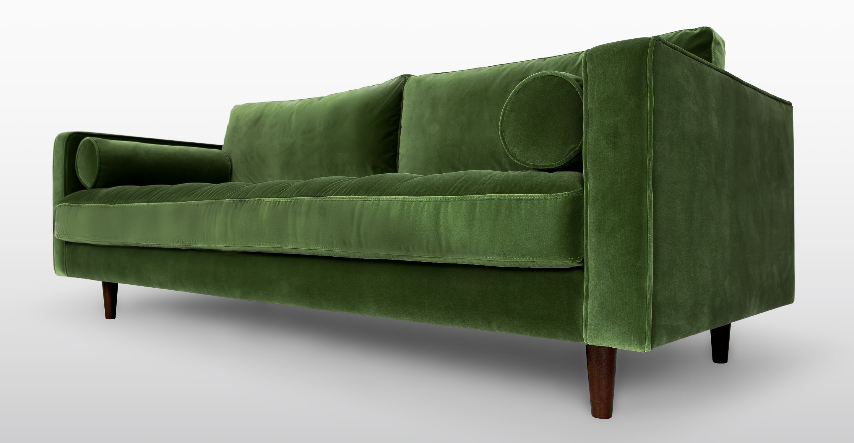 Green Settee 11 Pieces Of 3970s Decor To Give Your Home The Grooviest