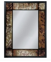 Bronze Bathroom Mirrors : New White Bronze Bathroom ...