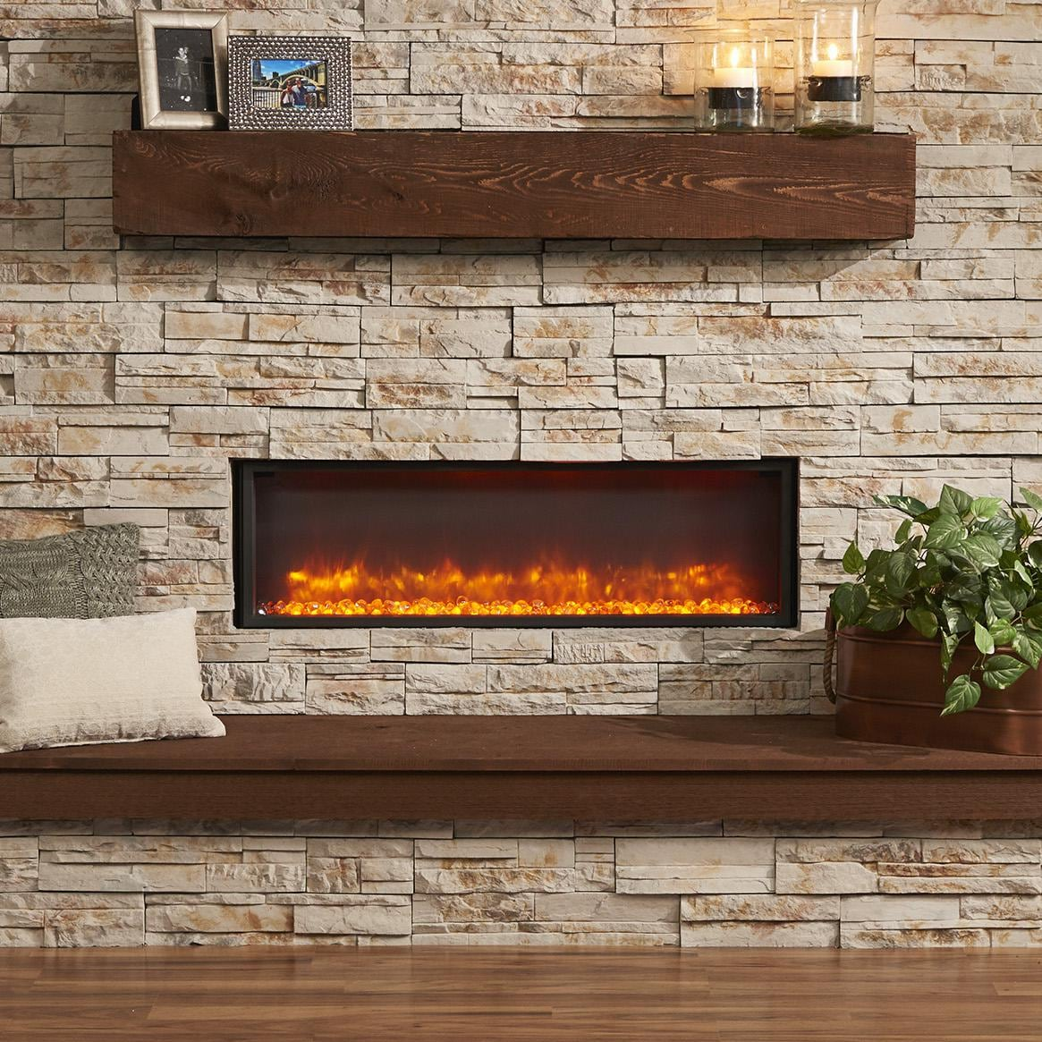 Build Your Own Fireplace Insert The 5 Most Realistic Electric Fireplaces Gas Log Guys