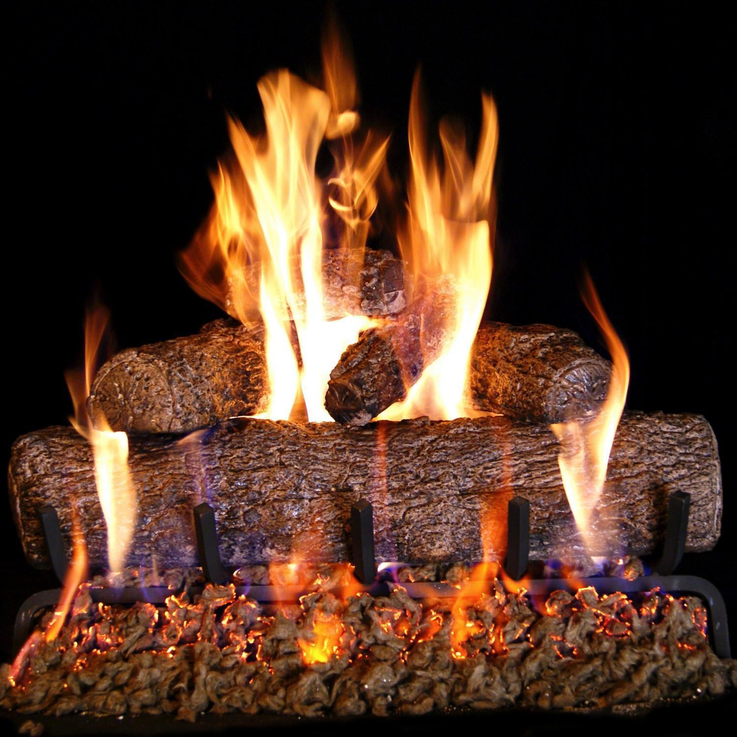 Ceramic Logs For Gas Fireplace Vented Gas Logs Gas Log Sets For Vented Fireplaces Gas Log Guys