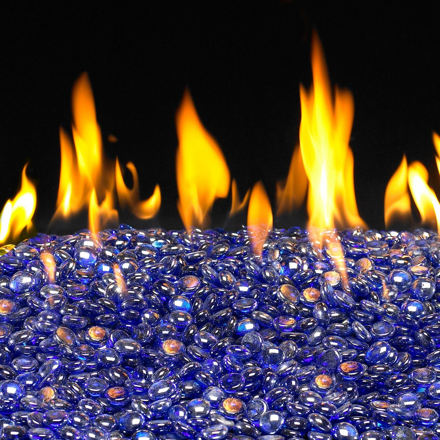 Fire Stones For Fireplace Modern Fire Glass Fire Stones Fire Gems Geo Shapes Gas Log Guys