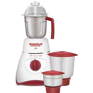 Maharaja Whiteline MX-130 Joy Happiness Mixer Grinder