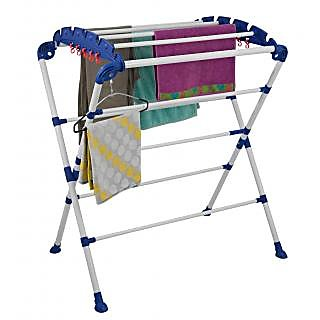 Mini Sumo Cloth Drying Rack Stand Steel Hanger Stainless