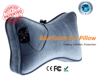 Bluetooth Car Pillow - Patented product From D&J ...