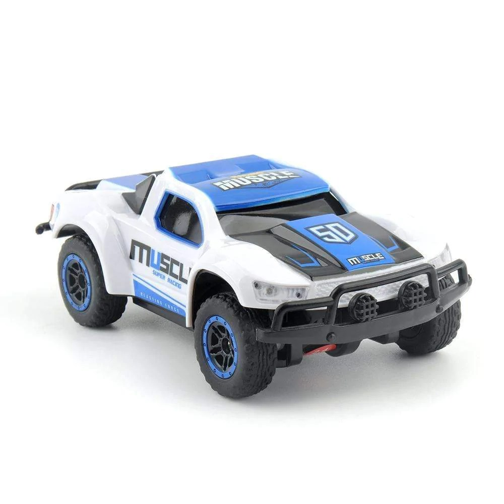 Car Rc Fast Mini Muscle Remote Control Rc Car 1 43