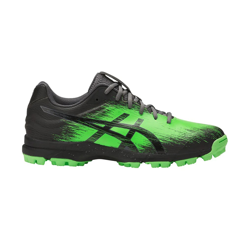 Zapatillas Con Suela De Gel Zapatillas Hockey Asics Gel Hockey Typhoon 3 Men Verde