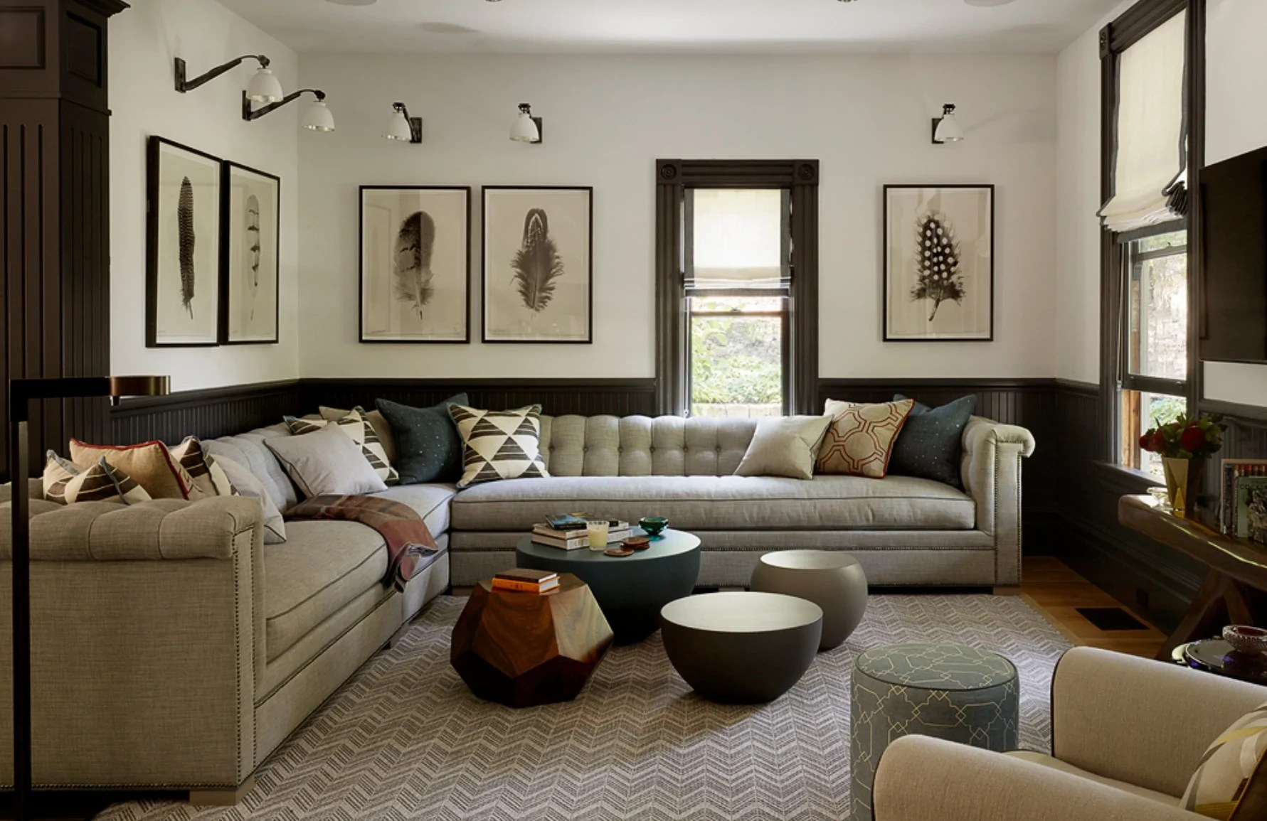 12 Small Living Room Layout Design Ideas Luxdeco Com