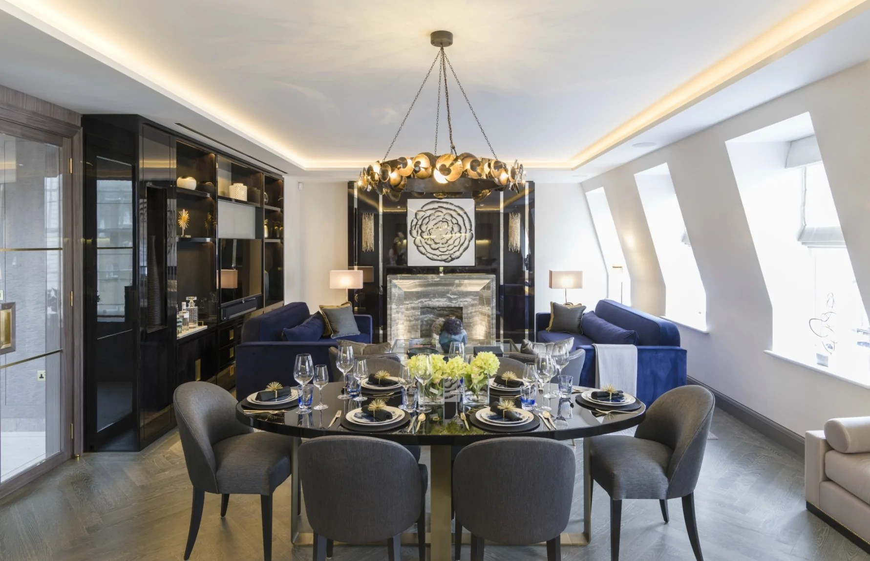 10 Luxury Dining Room Styles Dining Room Ideas Luxdeco