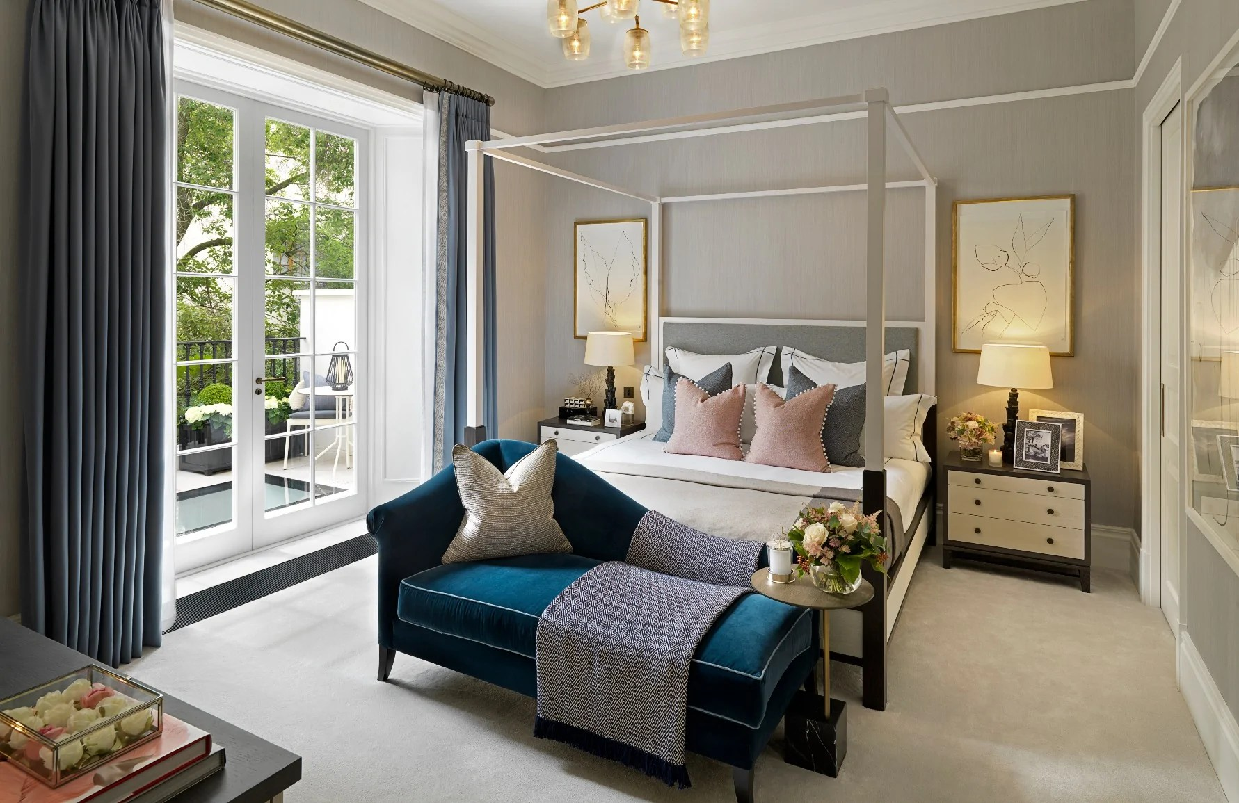 Master Bedroom Ideas Small Large Bedroom Tips Luxdeco