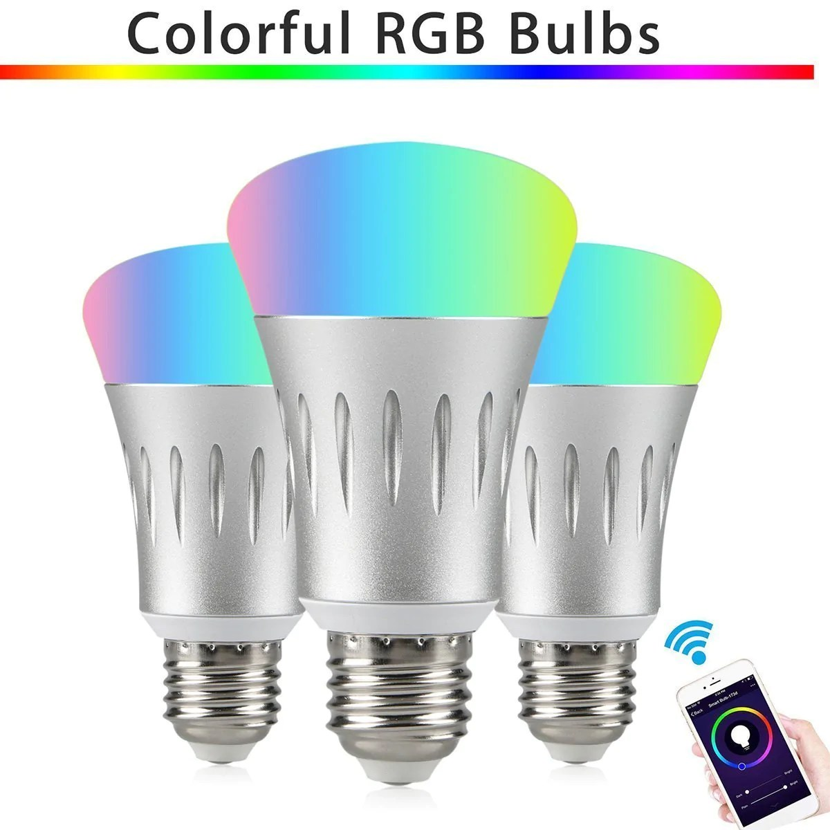 Smart Led Bulb Wifi Smart Led Light Bulb