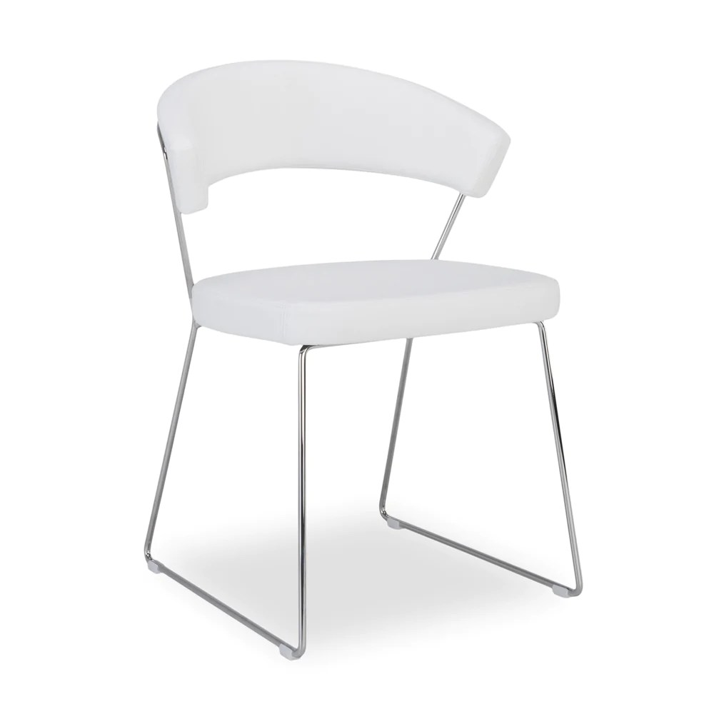 Sedie Calligaris New York Connubia By Calligaris New York Dining Chair Currently On Furniture Showroom Floor