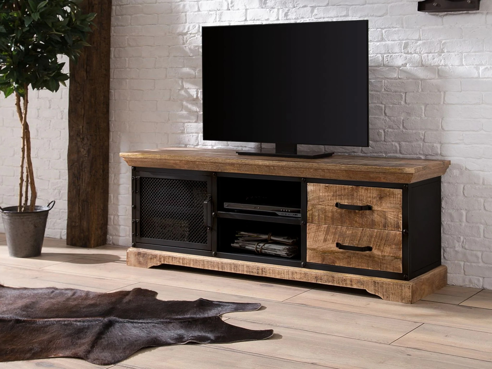 Meuble Tv Video Lenox Tv Stand