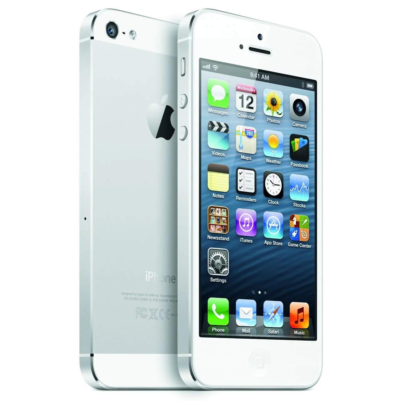 Iphone Se 16go Reconditionné Reconditioned By Seller Apple Iphone 5s Me306lla 16gb White Silver At T Warranty 90 Days