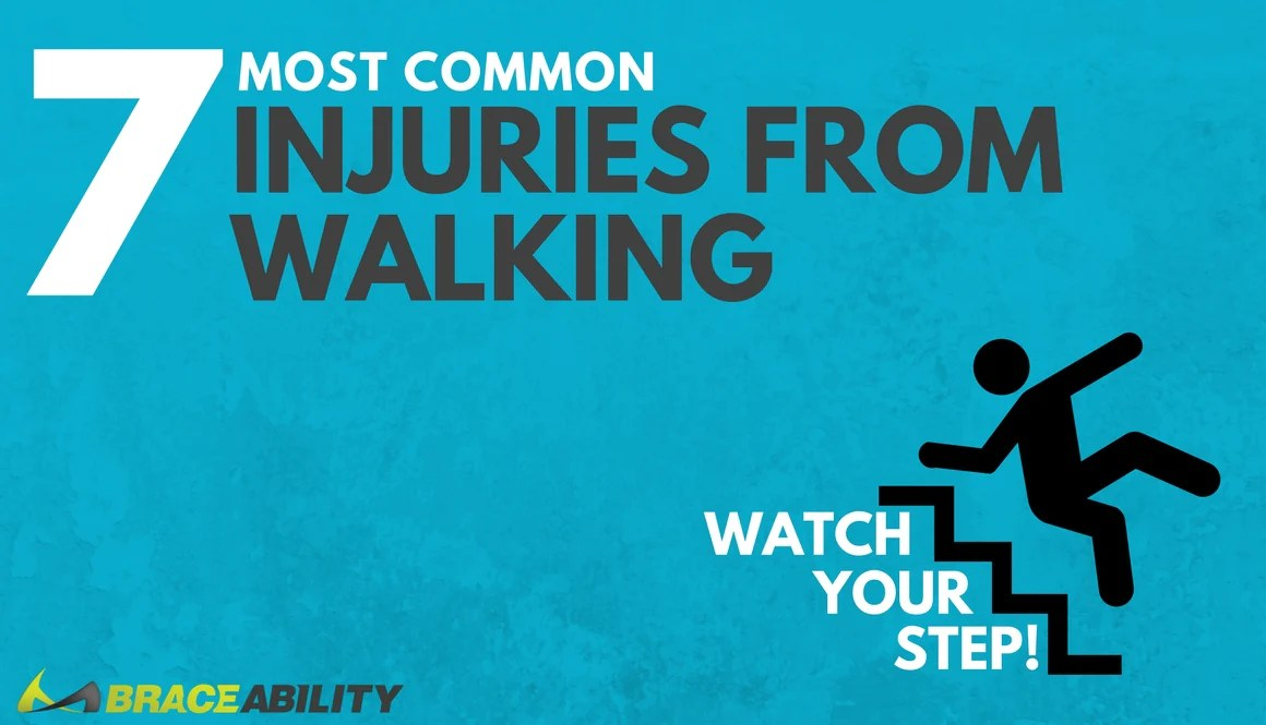 7 Common Injuries From Walking Lower Back Pain Shin