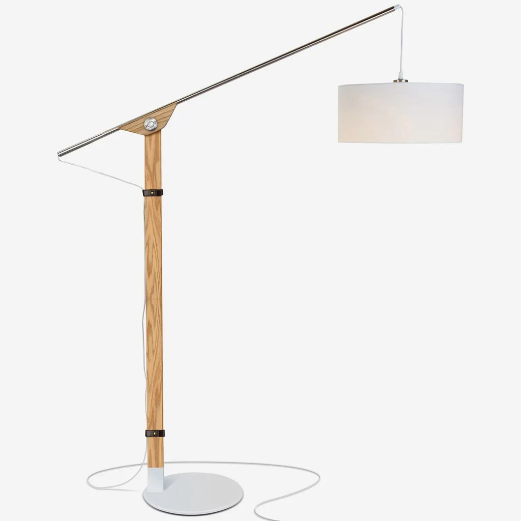 Small Arc Floor Lamp Eithan Led Floor Lamp Modern Contemporary Elevated Crane Arc Floor Lamp