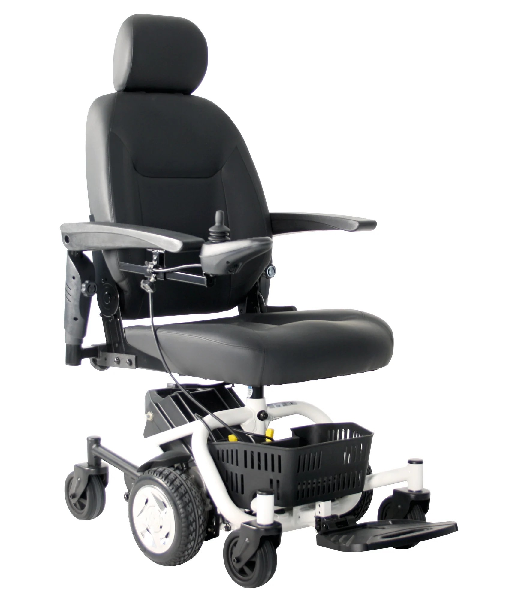 Travelux Quest Mid Wheel 4mph Power Chair Glebe Healthcare