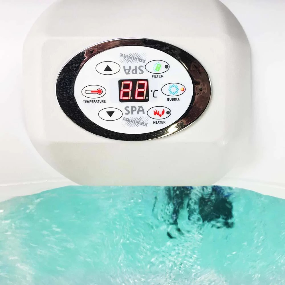 Aquaparx Whirlpool Aquaparx Inflatable Spa Jacuzzi Bargainwatersports