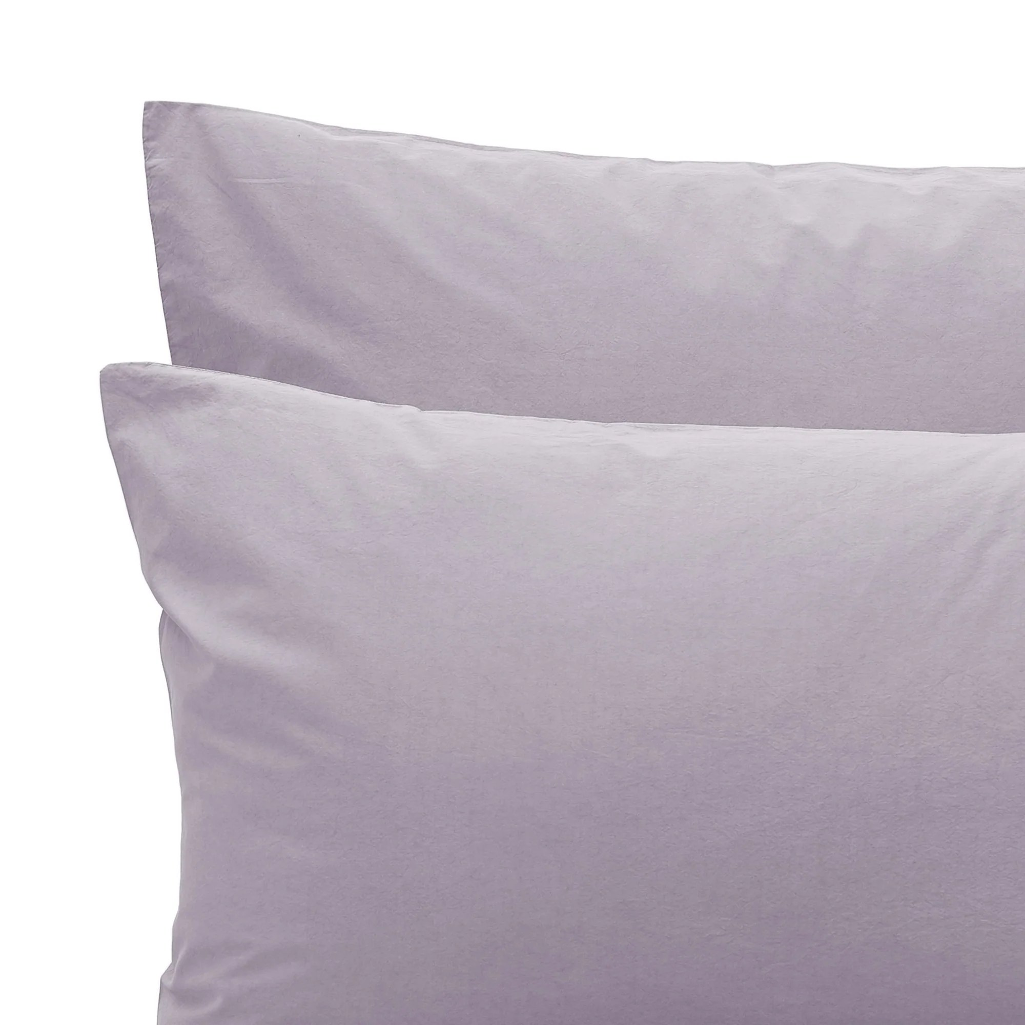 Bettdecken 24 Perpignan Percale Bed Linen Pigeon Blue Urbanara