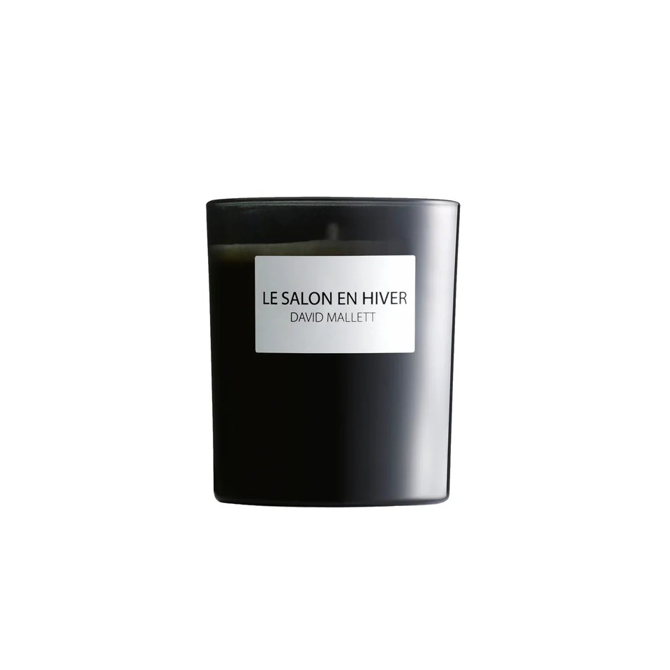 Salon David Mallett David Mallett Candle
