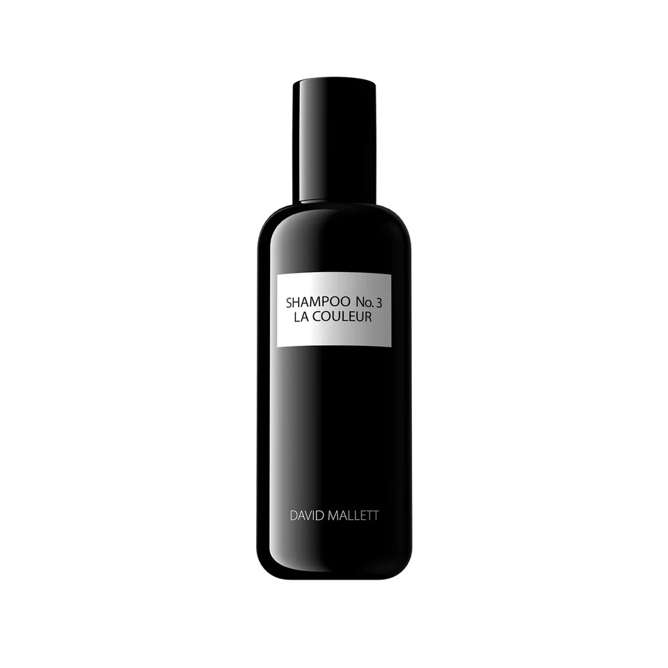 Salon David Mallett David Mallett Shampoo No 3 La Couleur