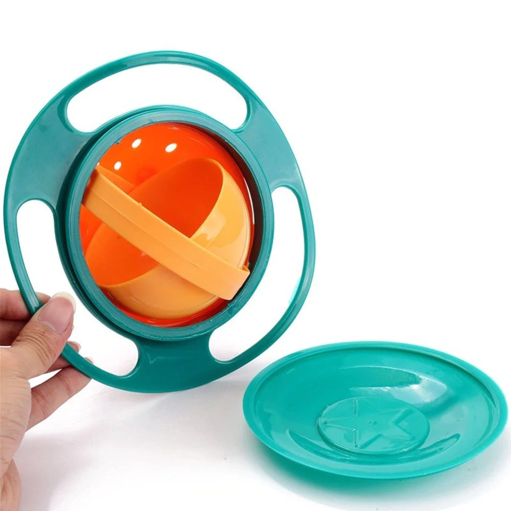 Baby Teller Spill Proof Bowl