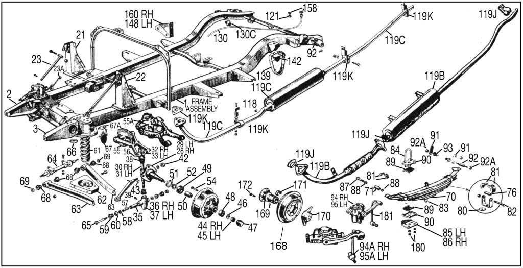 horn wiring diagram on 1959 chevy truck