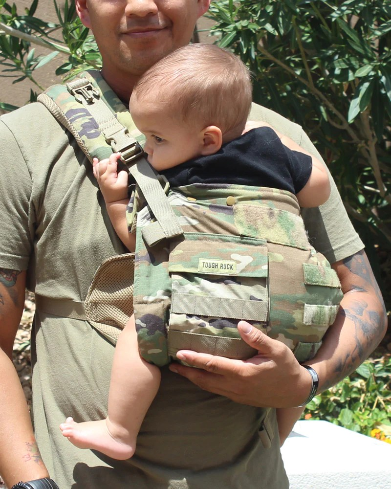 Infant Carrier Military Multicam Ocp Buckle Onbuhimo By Tough Ruck