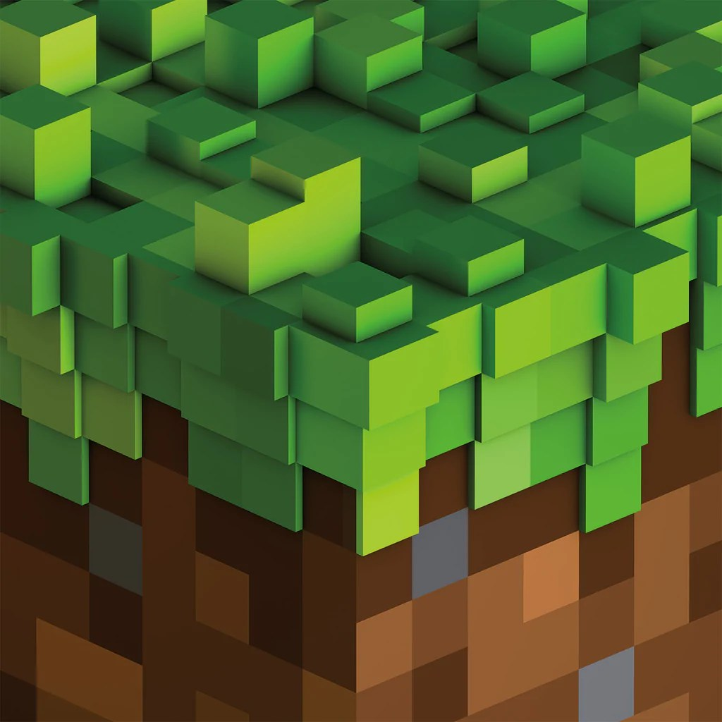 Cool 3d Ipad Wallpapers Minecraft Volume Alpha By C418 Music The Ghostly Store