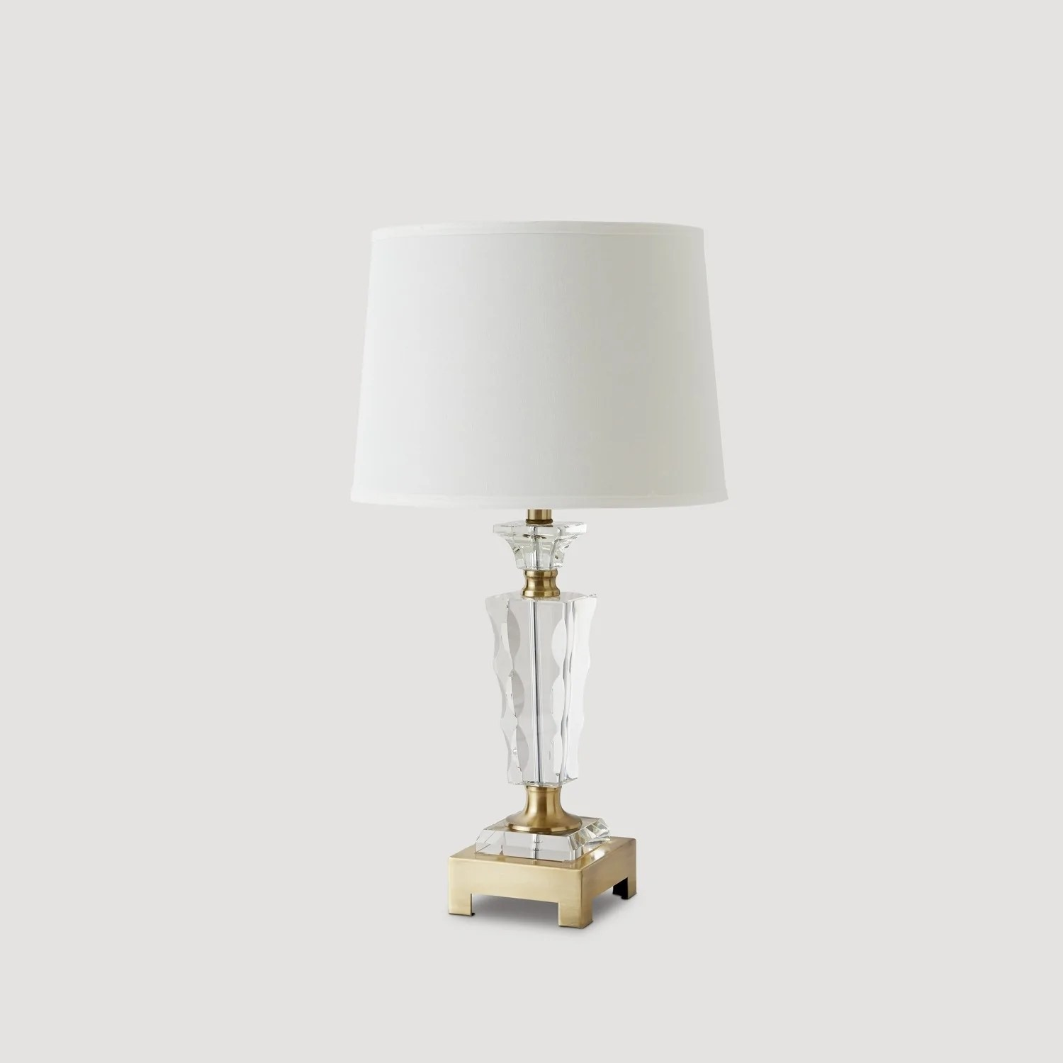 Crystal Lamp Chic Crystal Table Lamp