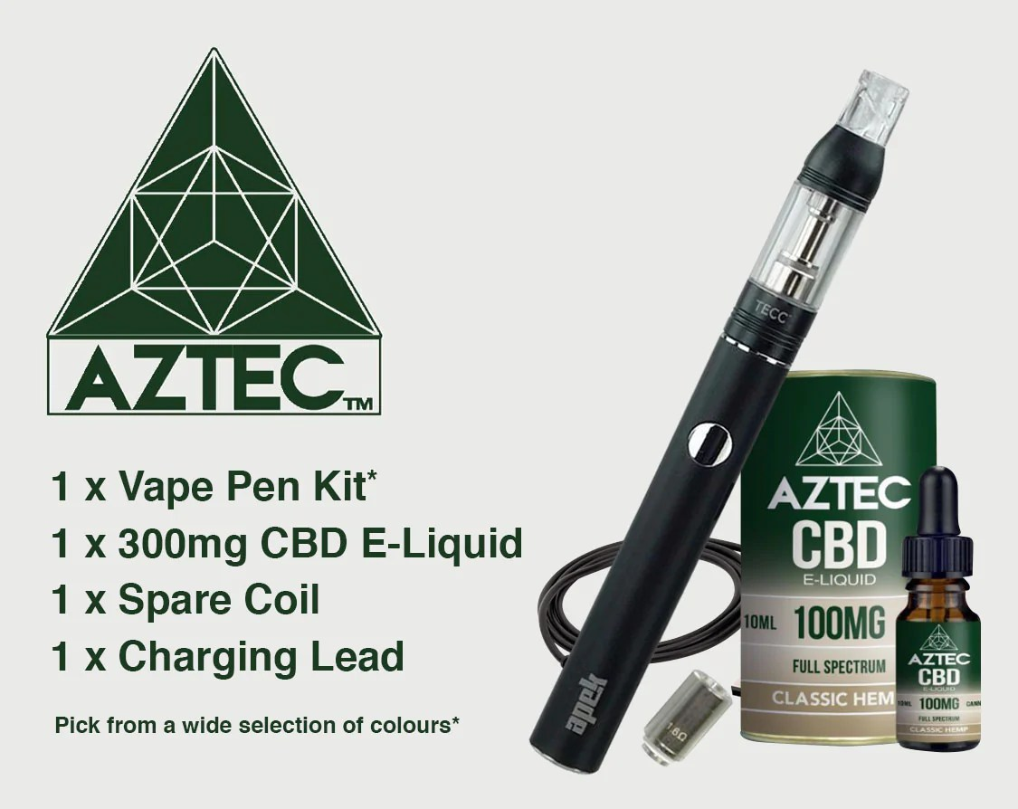 E Full In Vape Uk Cbd Aztec Full Spectrum Cbd E Liquids