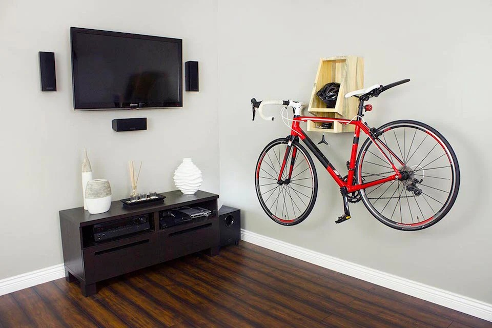 Diy Bike Rack Ideas And Other Handy Bike Storage Solutions