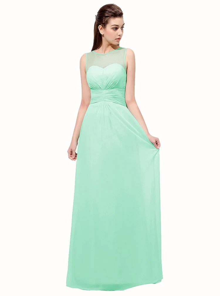 My Junior Prom Simple Prom Dresses Long Bridesmaid Dress Wedding Guest